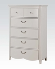 Acme Chest Cecilie White AC30326