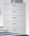 Acme Chest in High Gloss White Lorimar AC22636