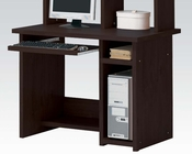 Acme Computer Desk in Espresso Finish AC04690