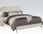 Acme Contemporary Cream Bed Tyler AC22540BED