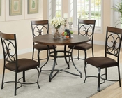 Acme Dinette Table Set Jassi AC71120SET