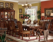 Acme Dining Set Dresden Cherry AC12150SET