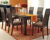 Acme Dining Set in Espresso Medora AC00854SET