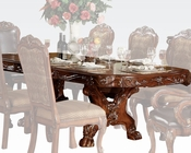 Acme Double Pedestal Dining Table Dresden Cherry AC12150
