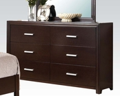Acme Dresser in Contemporary Style Ajay AC21435