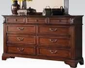 Acme Dresser in Walnut Roman Empire III AC23348