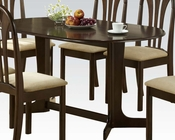 Acme Espresso Dining Set Stockholm AC02190TE-SET