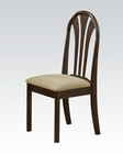 Acme Espresso Side Chair Stockholm AC02190CE (Set of 2)