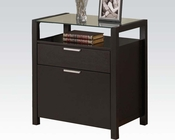 Acme File Cabinet in Wenge AC92054