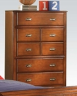 Acme Five-Drawer Chest Brandon AC11016