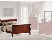 Acme Furniture Bed in Cherry AC09790TBED