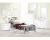 Acme Furniture Bed in White AC09150TBED