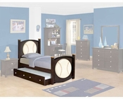 Acme Furniture Bed with Trundle in Espresso AC11985TBED
