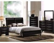 Acme Furniture Bedroom Set in Black AC04153SET