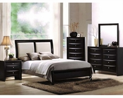 Acme Furniture Bedroom Set in Black AC04160SET