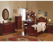 Acme Furniture Bedroom Set in Cherry AC11875TSET