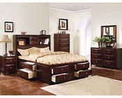 Acme Furniture Bedroom Set in Espresso AC04090TSET