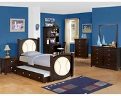 Acme Furniture Bedroom Set in Espresso AC11985TSET