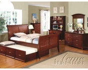 Acme Furniture Bedroom Set in Wenge AC08345TSET