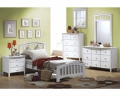 Acme Furniture Bedroom Set in White AC09150TSET