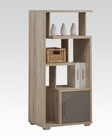 Acme Furniture Bookcase w/ Door by Acme Furniture AC92095