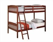 Acme Furniture Bunk Bed in Cherry AC00512