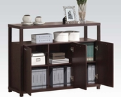Acme Furniture Cabinet w/ 3 Doors AC08278