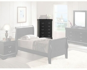 Acme Furniture Chest in Black AC00436