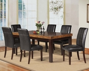 Acme Furniture Contemporary Style Dining Set Deisy AC71055SET