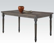 Acme Furniture Dining Table Wallace AC71435