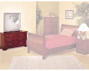 Acme Furniture Dresser in Cherry AC09805