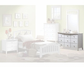 Acme Furniture Dresser in White AC09159
