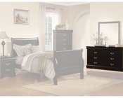 Acme Furniture Dresser Louis Philippe in Black AC19505