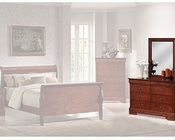 Acme Furniture Dresser with Hidden Drawer with Mirror AC09808-4