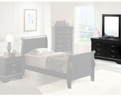 Acme Furniture Dresser with Mirror in Black AC00435-4