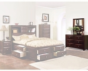 Acme Furniture Dresser with Mirror in Espresso AC07404-5