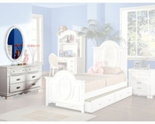 Acme Furniture Dresser with Mirror in White AC01684-5