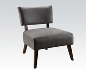 Acme Furniture Gray Accent Chair AC59163