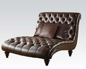 Acme Furniture Lounge Chaise AC15035