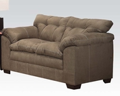 Acme Furniture Loveseat Lucille Sage AC50371