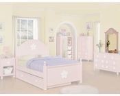 Acme Furniture Mirror in Pink AC00740