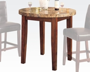 Acme Furniture Round Counter Height Table Bologna AC07375