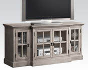 Acme Furniture Salvage Gray Finish TV Stand AC91180