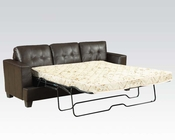 Acme Furniture Sofa w/ Queen Sleeper Platinum AC15060B