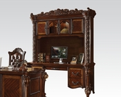 Acme Furniture Traditional Computer Desk w/ Hutch AC92128