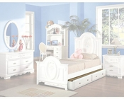 Acme Furniture Trundle in White AC01683