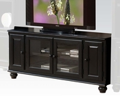 Acme Furniture TV Console in Black AC91103