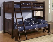 Acme Furniture Twin over Twin Bunk Bed in Espresso 12600-5