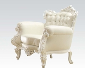 Acme Furniture White Accent Chair AC59137
