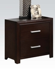 Acme Nightstand in Contemporary Style Ajay AC21433
